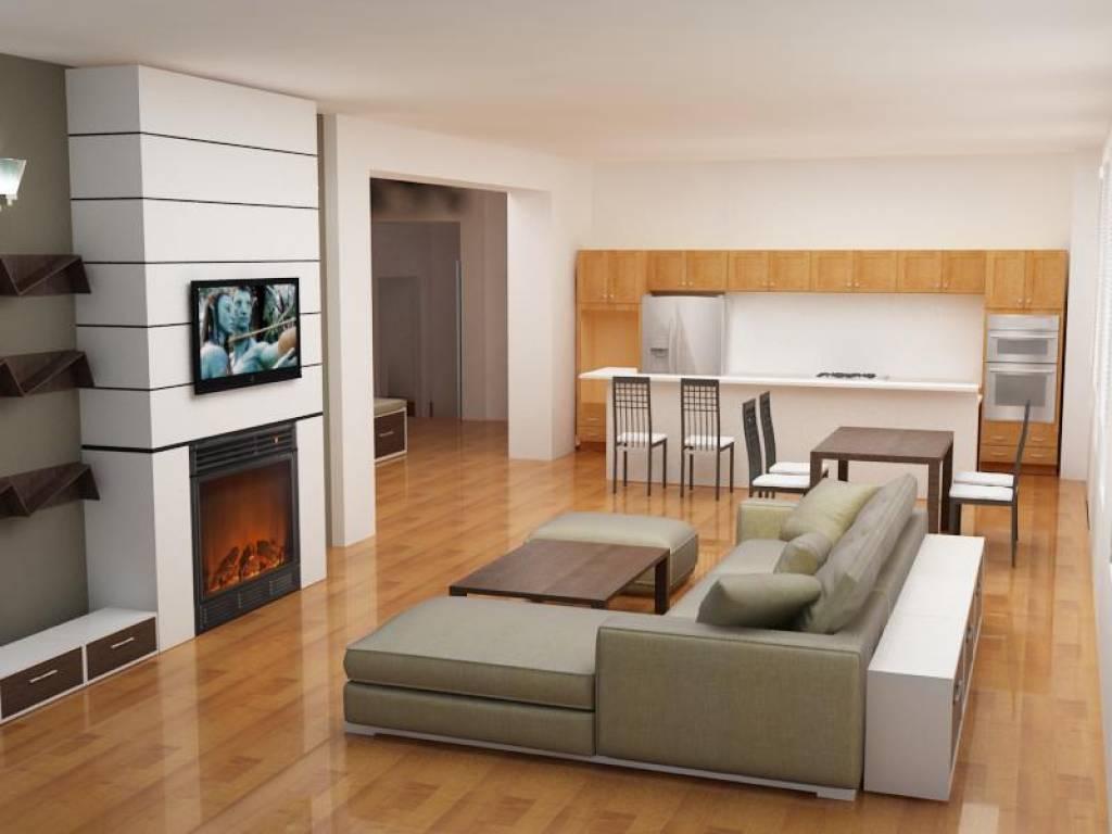 Gaeta vacanze news come rinnovare un appartamento con - Open space soggiorno cucina progetti ...
